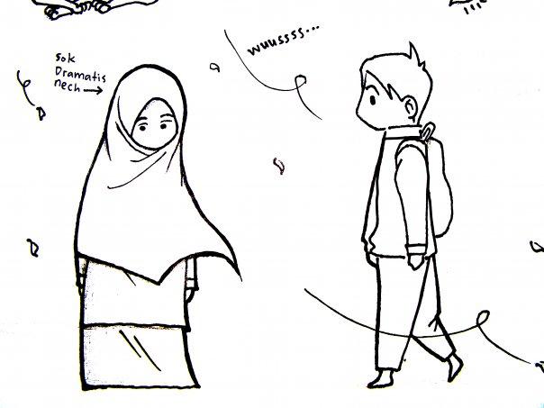 Kartun Islami Ikhwan Dan Akhwat