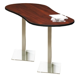Peanut Shaped Bistro Table