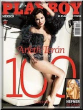 Arleth Teran en Playboy