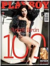 Arleth Teran en Playboy