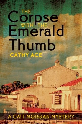 http://www.goodreads.com/book/show/18406771-the-corpse-with-the-emerald-thumb