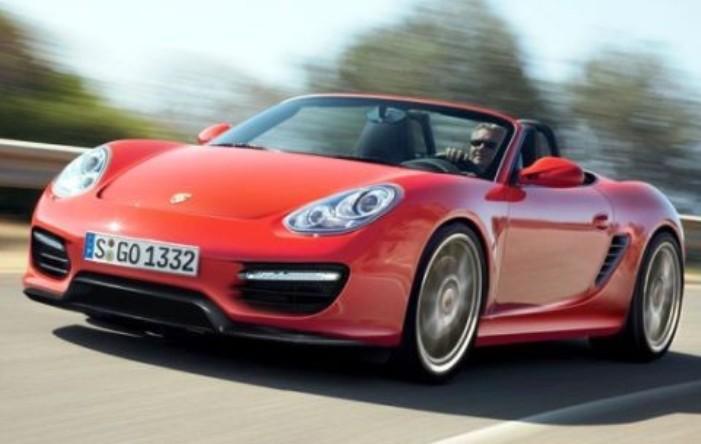 Porsche Boxster 2012 Gear 3
