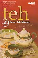 toko buku rahma: buku 29 RESEP TEH NIKMAT, pengarang tim dapur anggrek, penerbit great publisher