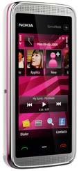 Pinkish Nokia 5530 Illuvial Renovated, Mobiles Phone Android, nokia phones