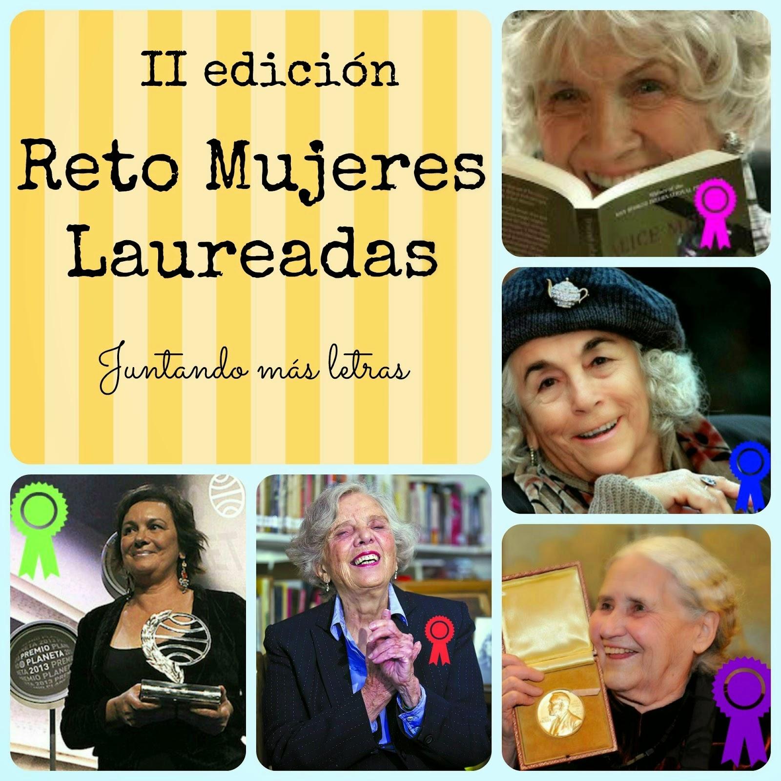 II EDICION RETO MUJERES LAUREADAS
