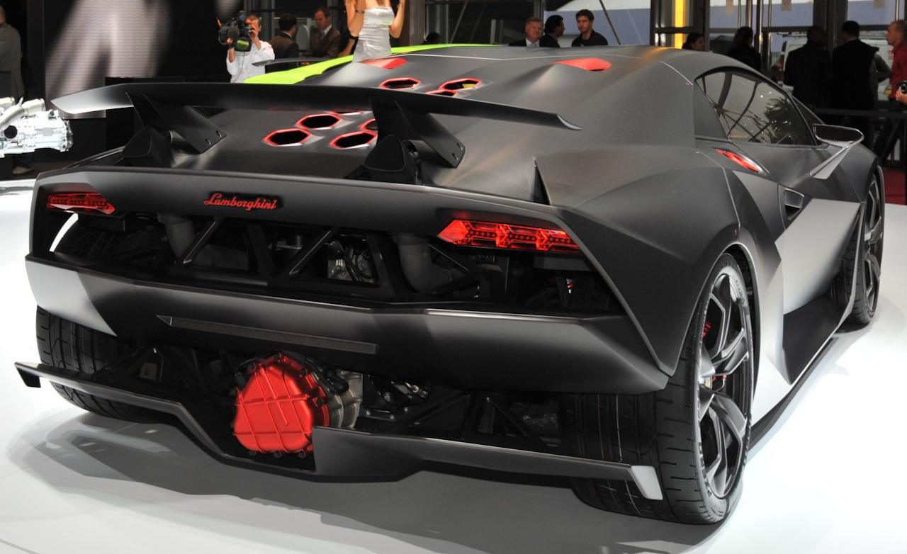 Luxury Lamborghini Cars Lamborghini Sesto Elemento