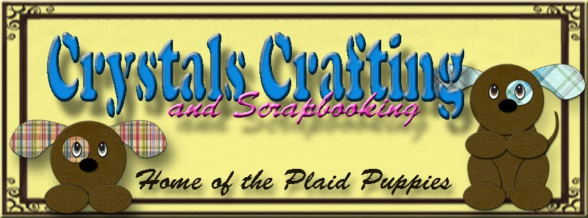Crystals Crafting and Scrapbooking