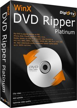 Baixar WinX DVD Ripper Platinum 7