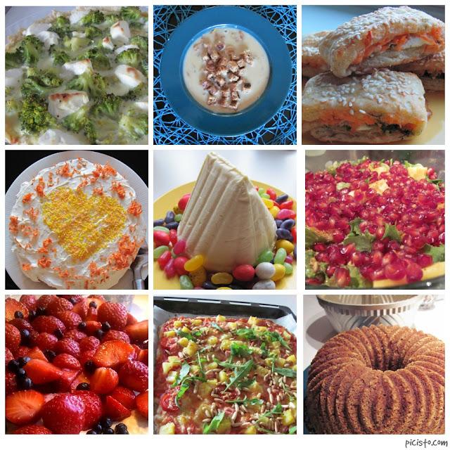 kollaasi 2015: reseptit