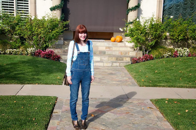 overalls, blank nyc, louis vuitton, western boots