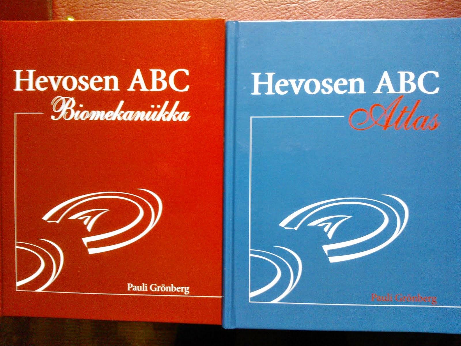 Hevosen ABC-kirjat