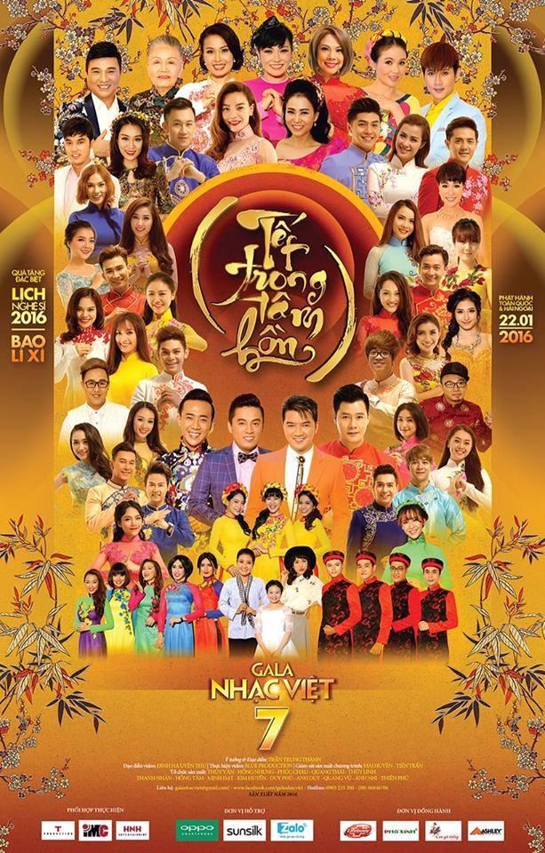 Gala Nhạc Việt 7 (2016): Tết Trong Tâm Hồn