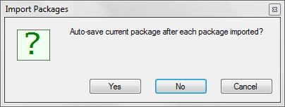 S3pe como comprimir package