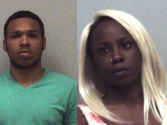 prada blue leather handbag - Black Crime is a Problem: GA - 2 black purse snatching suspects ...