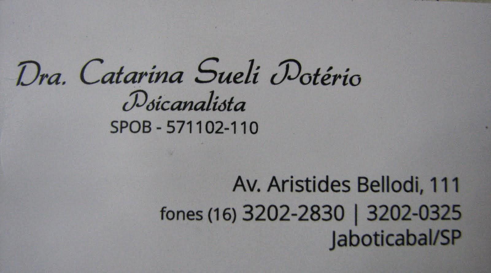 dra. catarina
