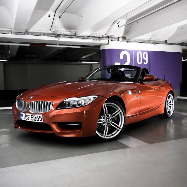 Sports Cars 2014 Bmw Z4 Sdrive 35is