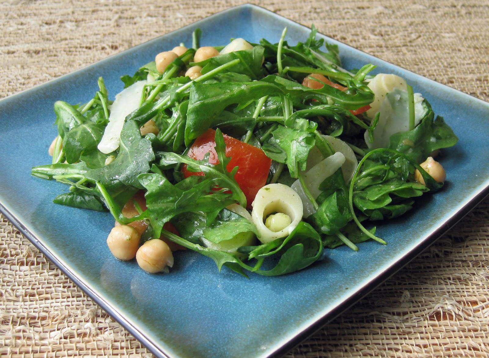 Simply Elegant Arugula Salad Recipes — Dishmaps