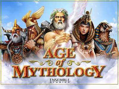 Age Of Mythology Game