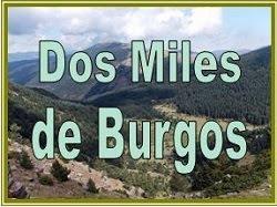 Dos miles burgaleses