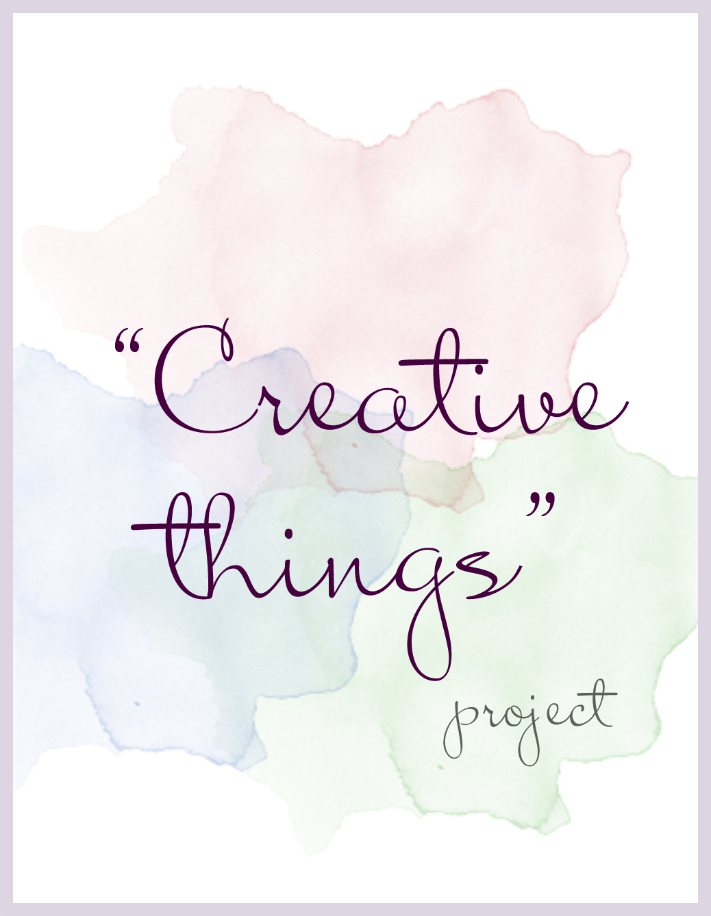 creative-things