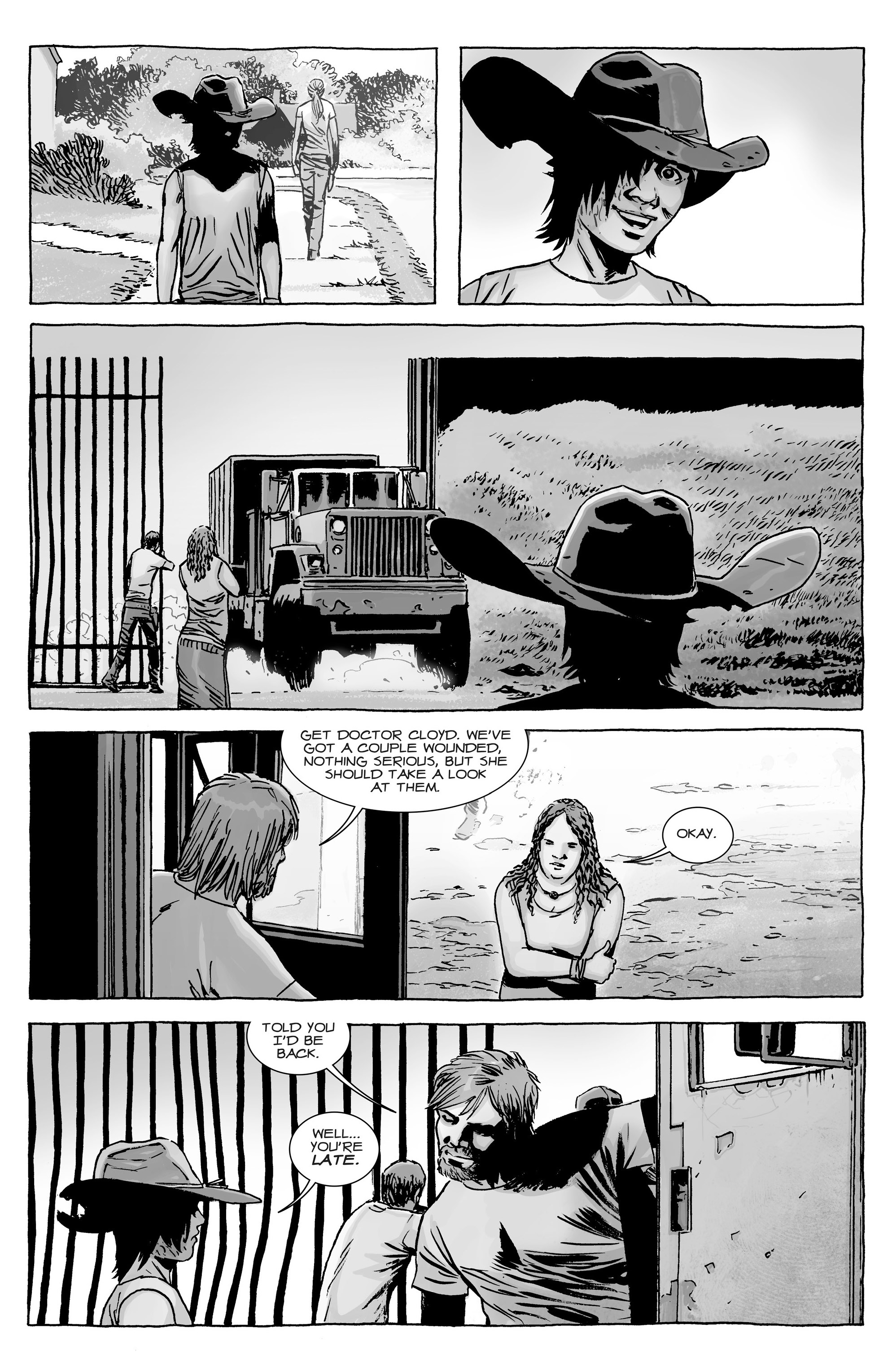 The Walking Dead Issue #119 Page 11