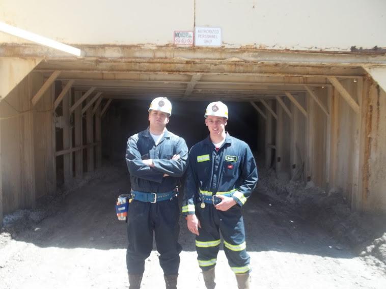 St. George mines