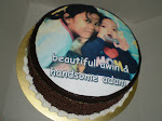 Birthday Cake + Edible Image