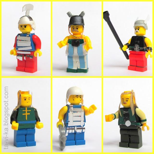 поделки из Лего