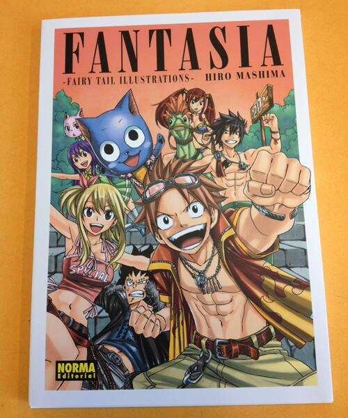Norma editorial anuncia fantasia - Fantasia fairy tail ...