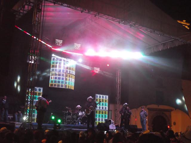 Los Bondadosos en Irámuco, Guanajuato 2013