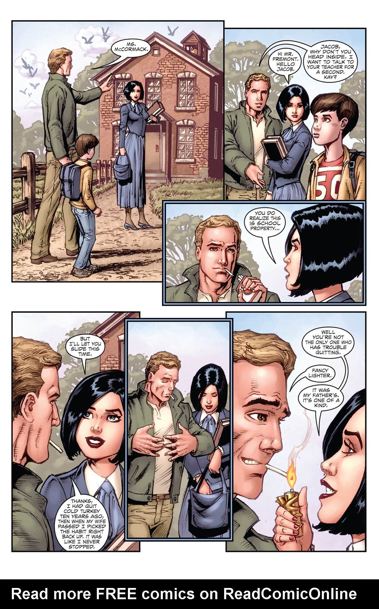 Grimm Fairy Tales (2005) Issue #31 #34 - English 5