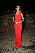Glamorous Shanvi latest photos in Red-thumbnail-11