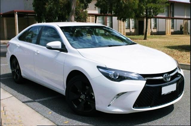 2016 Toyota Camry Atara SX Redesign
