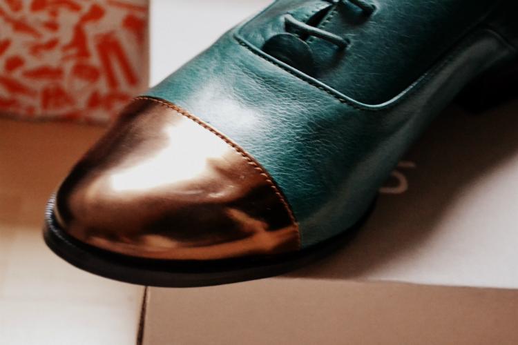 shoes blue gold zalando online shopping