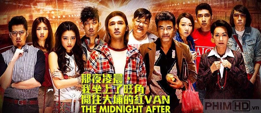 Chuyến Xe Nửa Đêm - The Midnight After - 2014
