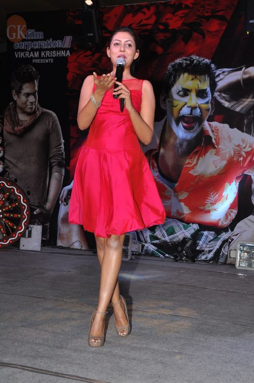 Madhu Shalini Hot Stills at Vadu Veedu Movie Audio Release Launch glamour images