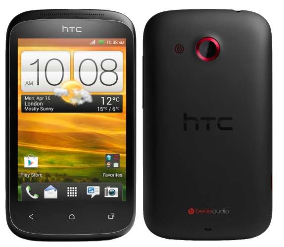 HTC Desire C vs Motorola Defy Mini