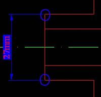 cara memberi dimensi ukuran pada gambar2d di autocad