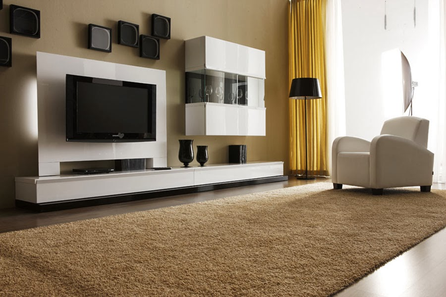Tienda muebles modernos muebles de salon modernos salones de dise o madrid muebles con vitrina - Modelos de muebles de salon ...