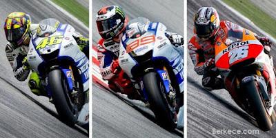 Inilah Jadwal MotoGP Terbaru 2016