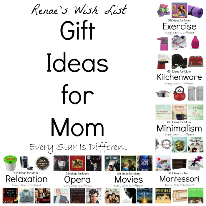 Gift Ideas For Mom Part - 50: Gift Ideas For Mom (Renaeu0027s Wish List)