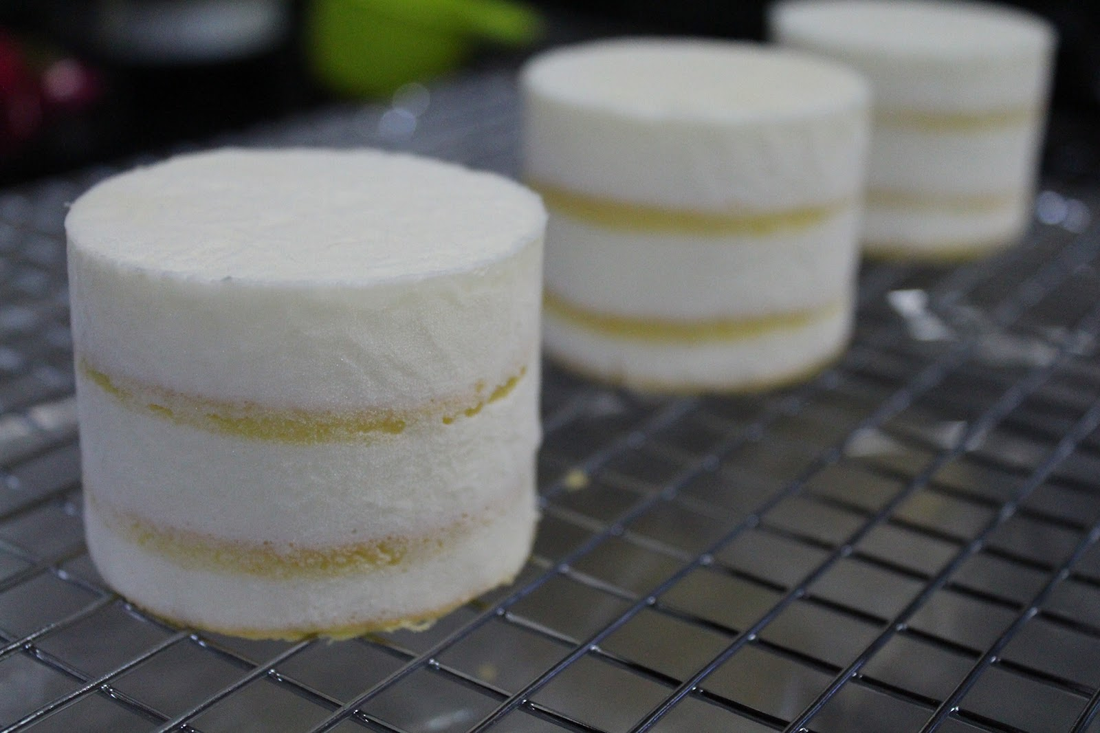 Coconut Mousse Cake | Kitchen Adventures