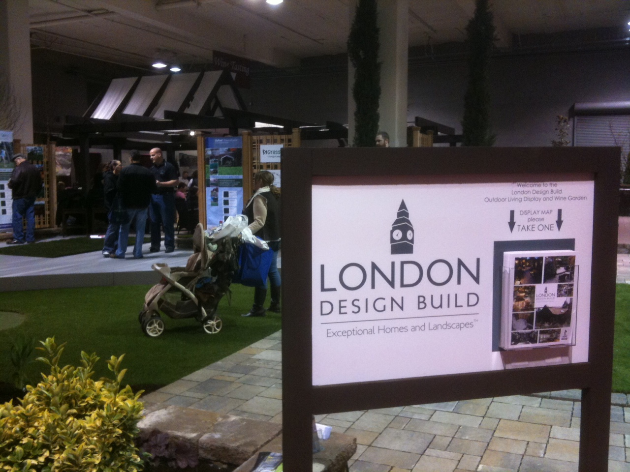 seattle home show : february 2012