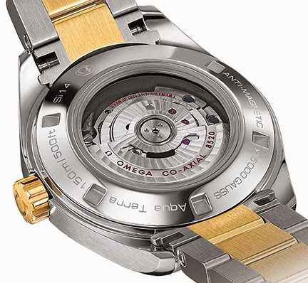 calibre Omega Master Co-Axial 8520