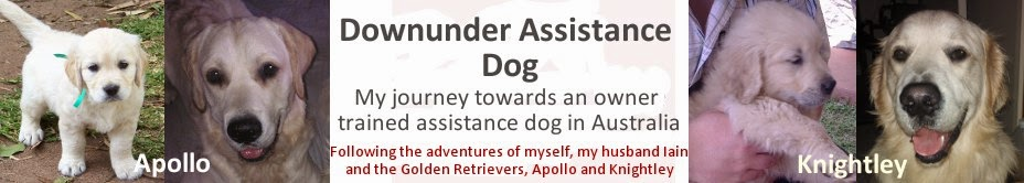 Downunder Assistance Dog