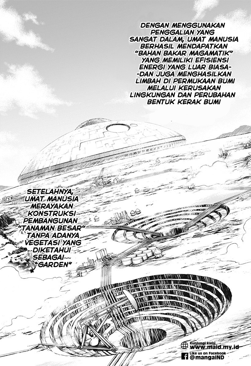 Darling in the FranXX Chapter 01-4