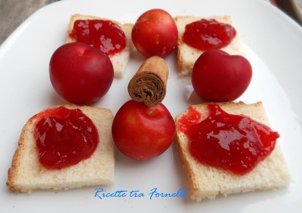Plumcake integrali all 39 avena e confettura di susine for Interno coscia macchie rosse