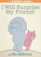 bookcover of I Will Surprise My Friend! (Elephant and Piggie #5) by Mo Willems