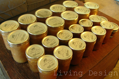 Living Design: And Then We Made Applesauce