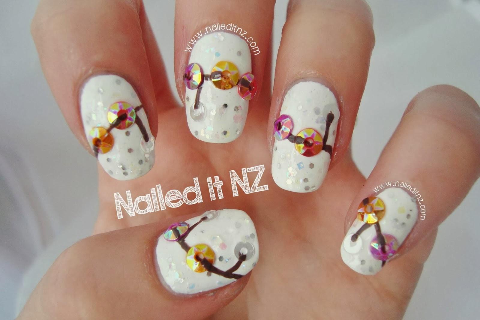 Born Pretty Store Blog: January Nail Art Designs Show